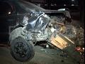 Пьяный хабаровский водитель без прав дважды пытался скрыться с места ДТП. MestoproTV