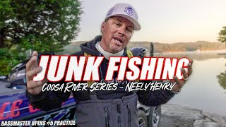Toughest Most Challenging Fishery EVER - Road to the Classic Ep. 20 Neely Henry Practice