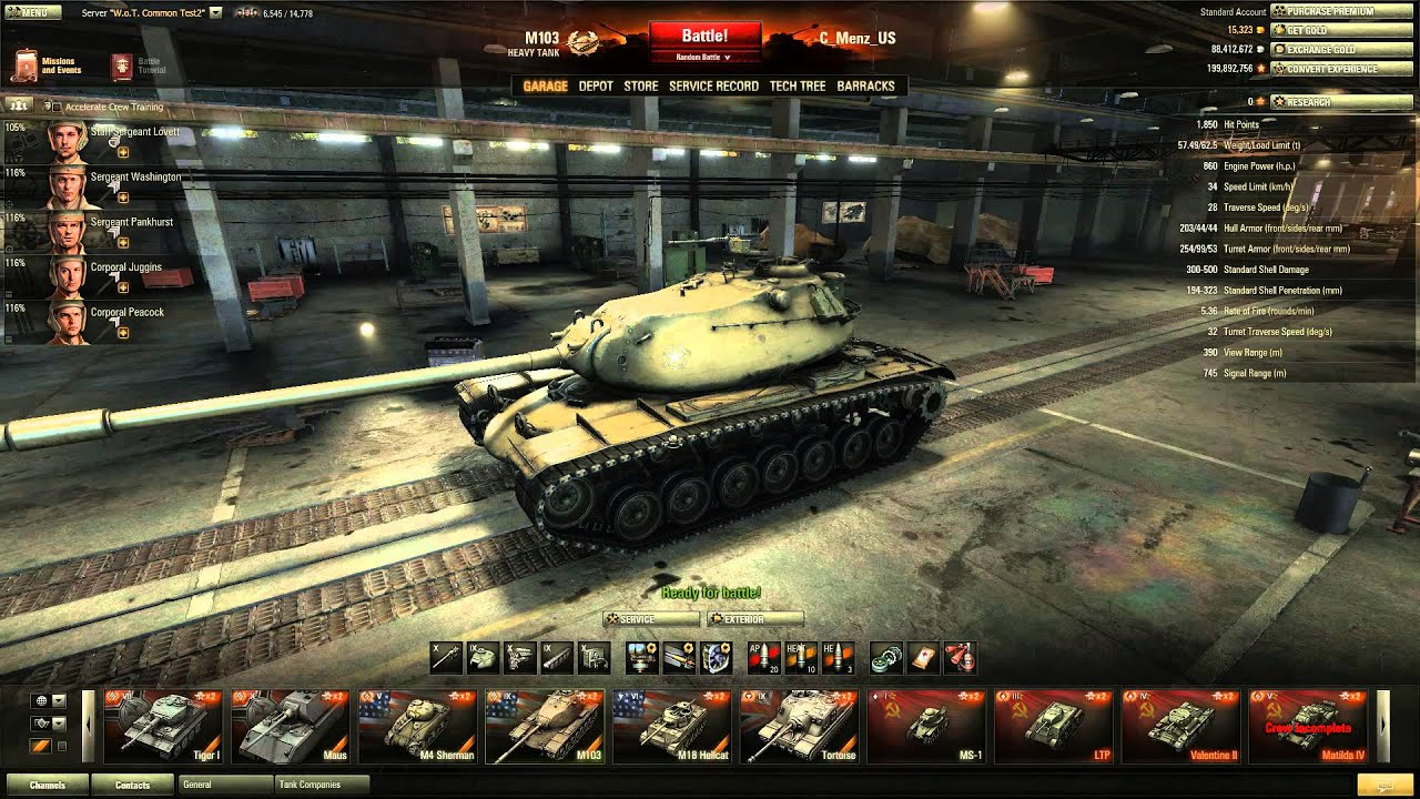 World of Tanks 9.0: HD...