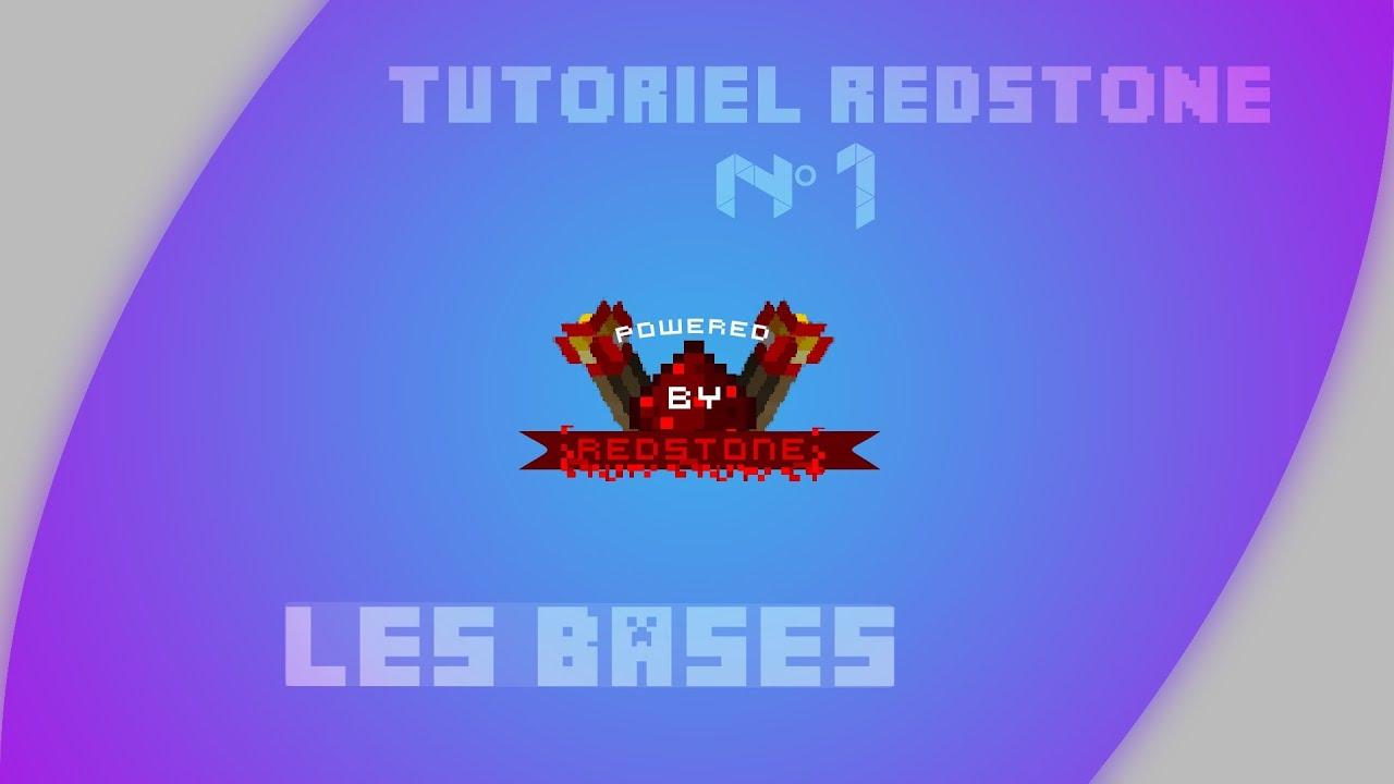 Redstone n 1 les portes logique de base youtube for Porte logique