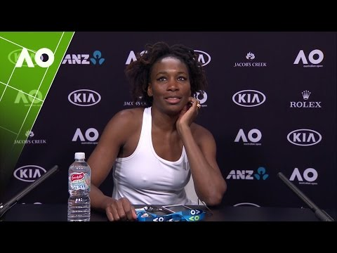Venus Williams press conference (2R) | Australian Open 2017