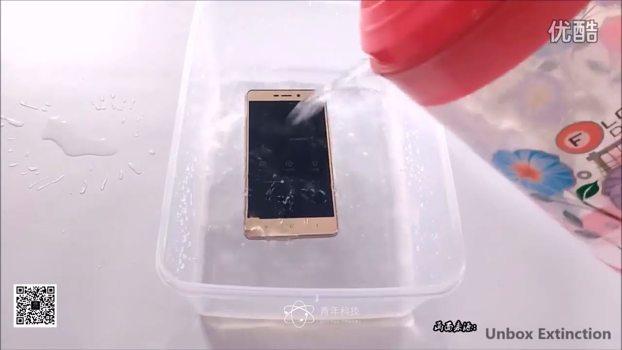 more photos 7723e 4b891 Xiaomi Redmi 3s Waterproof test. Is redmi 3s still working ?