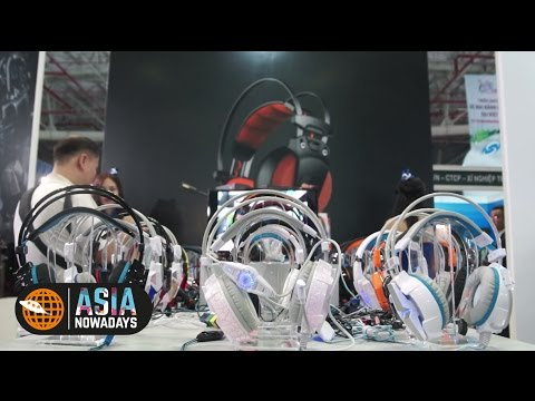 [ASIA Nowadays] _ 13th Vietnam International Trade Fair (VIETNAM EXPO 2015)
