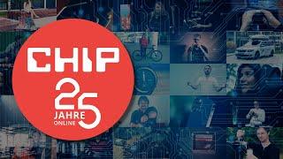 25 Jahre CHIP: Diese geheimen Fakten kanntet Ihr noch nicht