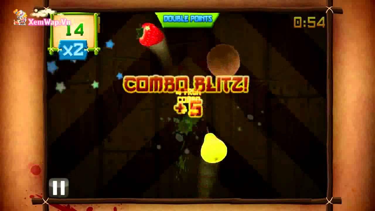 Game Fruit Ninja android – Chém hoa quả (Có link tải free)