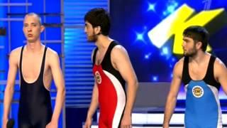 КВН 2013 - Лучшее из игр ЧетвертьФинала-2