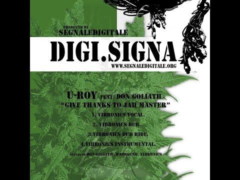 U-Roy - U-Roy Dubs (feat. Don Goliath) (Digi Signa) [Full Album]