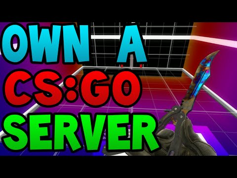 CSGO: HOW TO MAKE A CS GO SURF SERVER! How to Make A CSGO Community Server!