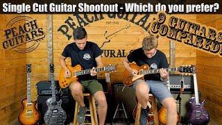High End Single Cut Shootout - Which do you prefer?