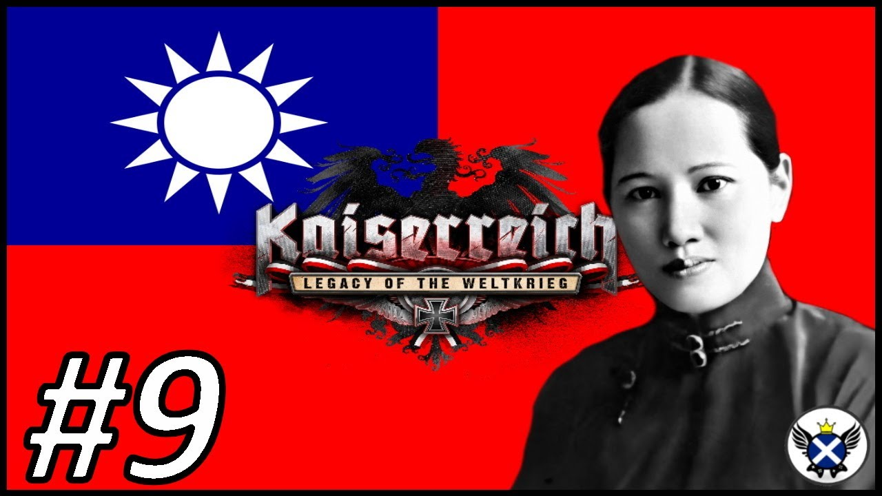 Striking the CSA! | HOI4 Kaiserreich Left Kuomintang #9