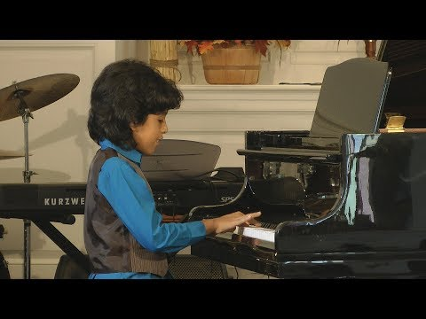 Ellen MacLeay piano teacher  Bergen County NJ ,Fall Student Recital 2017