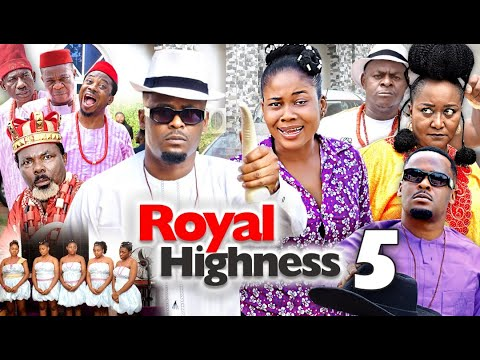 Download ROYAL HIGHNESS PART5 - ZUBBY MICHAEL & ONYENZE AMOBI | 2020 LATEST NIGERIAN NOLLYWOOD MOVIES FULL HD