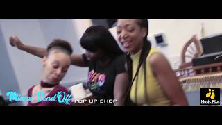 "Elite Sips, NayBurHood Kool Kat, SOLO Lifestyle ""Miami Send Off"" Pop Up Shop ! [Watch In 1080p HD]"