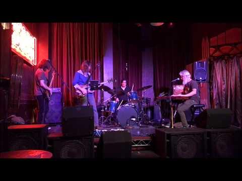 Alex Jordan Band...Subtle Exhibition...Los Angeles, CA...2-1-18