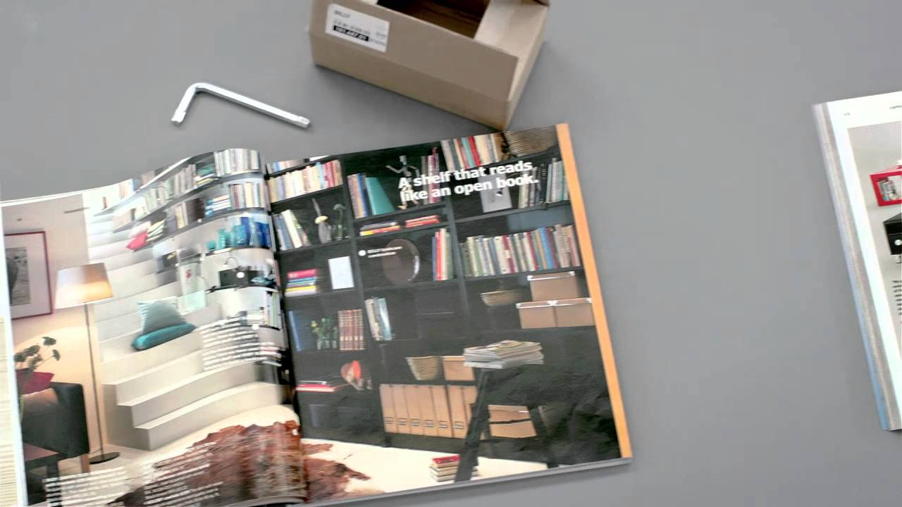 IKEA Catalogue 2013: A New Kind Of Catalogue - YouTube