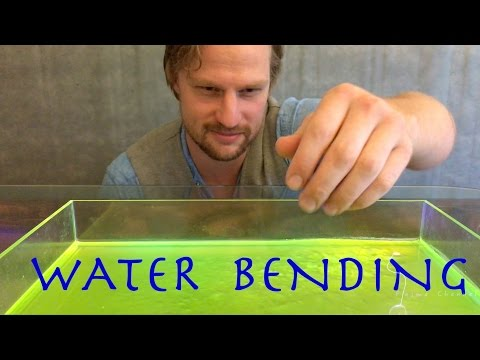 How to WATER BEND | Using ELECTRICITY | PLASMA