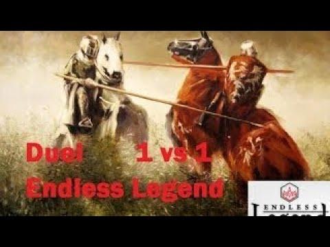 1vs1 Endless Legend Duel (Appolonof vs Solar)