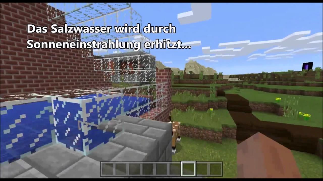 Hochwasserschutz An Gefährdeten Küsten Platz Ü Im Minecraft - Minecraft wasser hauser