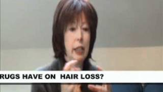 Effects of marijuana and other recreational drugs on hair loss