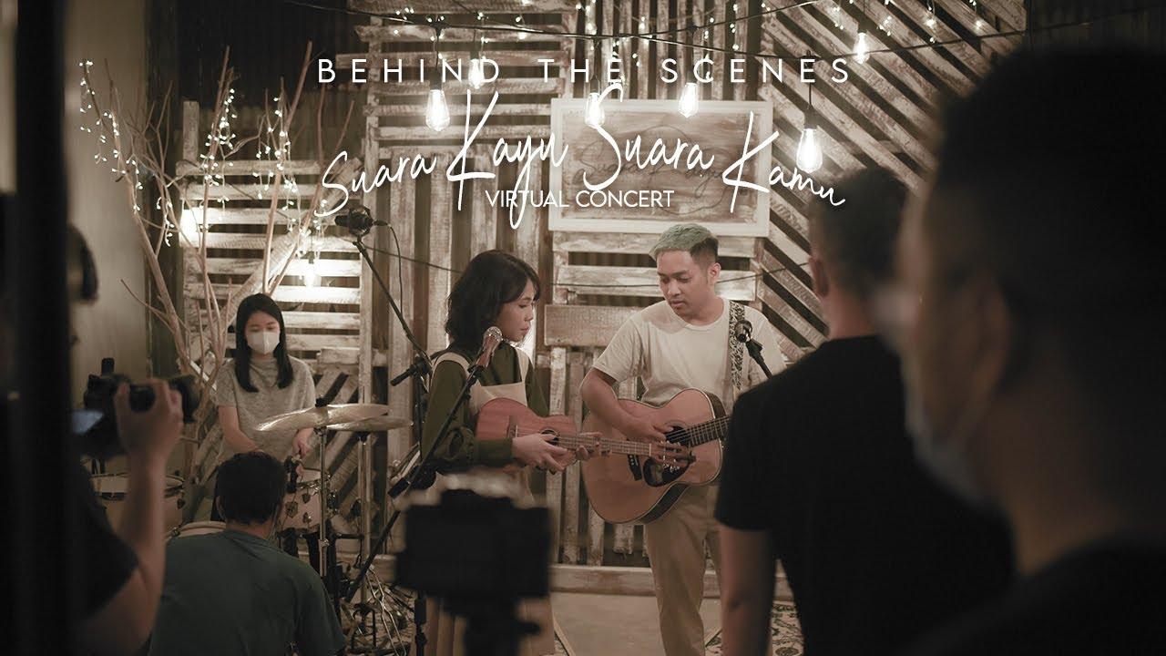 "Behind The Scene - ""Suara Kayu Suara Kamu"" Virtual Concert"
