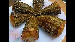 भरवां करेले ऐसे बनाएंगे तो खाने वाले आपके गुण गायेंगे/ Bharva Karela Recipe