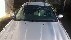 Jaguar X Type Front Windscreen Replacement