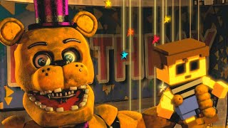 FNaF Hot Food but it's Fredbear instead Michael Rosen