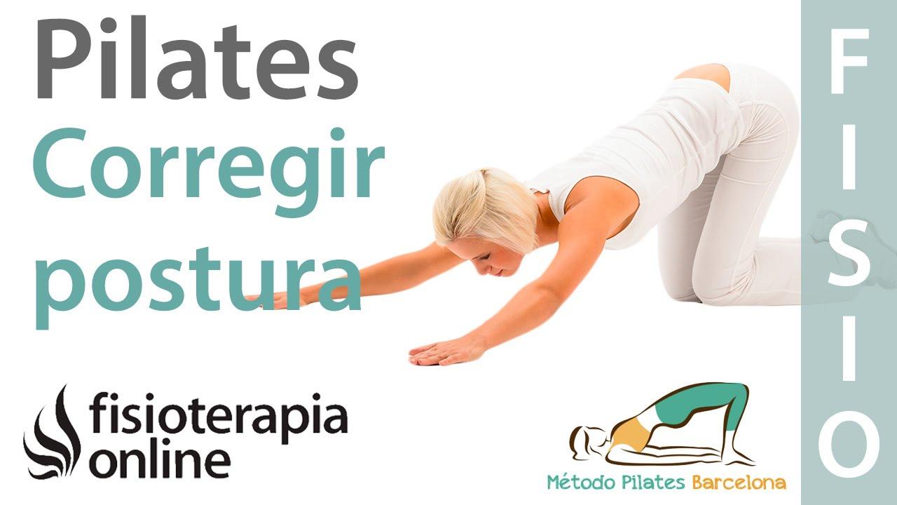 Ejercicios De Pilates Para Corregir Tu Postura