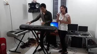 Tìm Em Qua Câu Dân Ca Nhạc Sống Minh Công - Thể Hiện Hồng Nhung