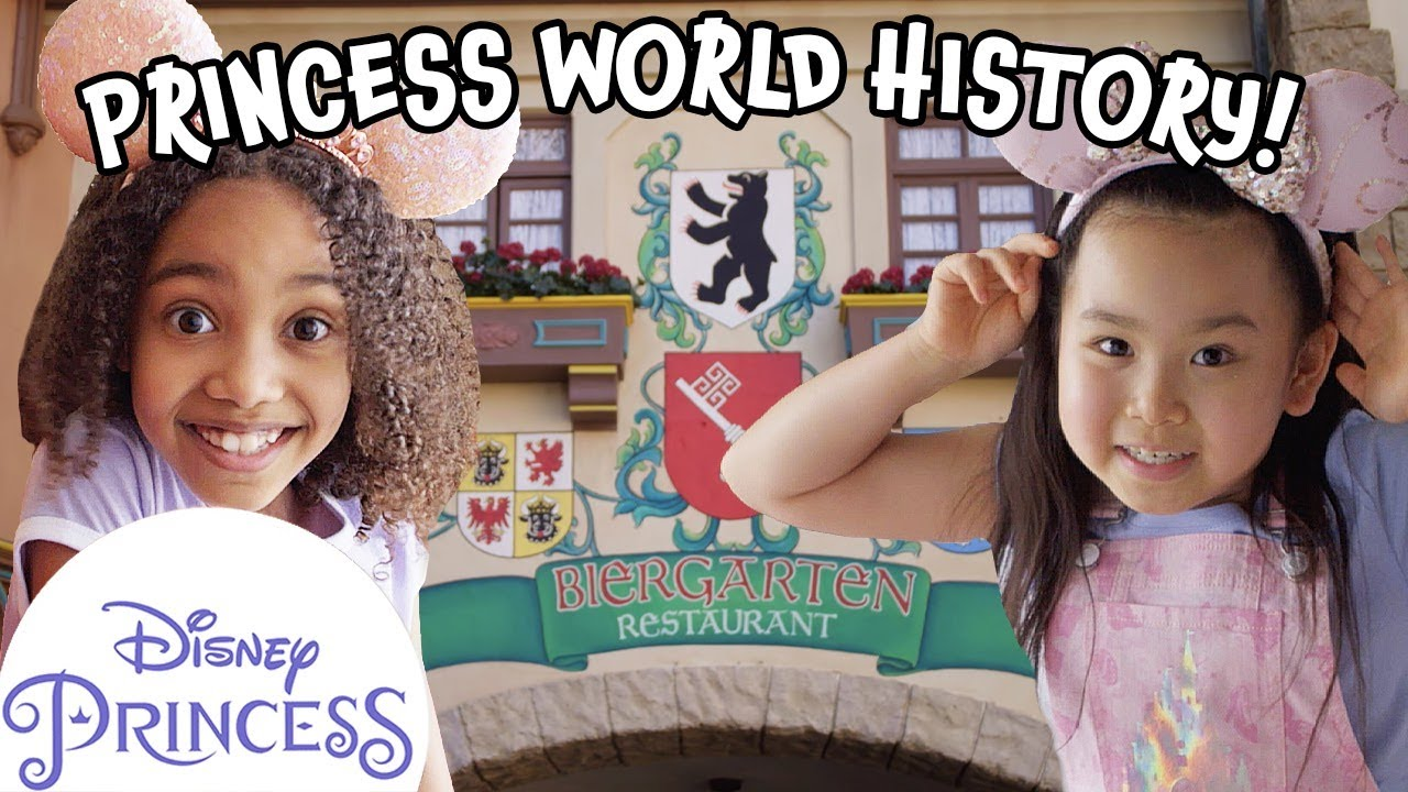 The Princess Experience: Travel Around the World in Epcot at Walt Disney World | Disney Princess