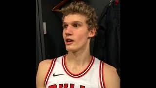 Lauri Markkanen Trying to be A Complete Player [Bulls-Hawks Postgame]