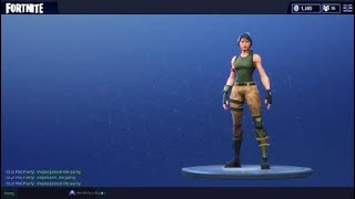 HOW TO ACTIVATE DEFAULT SKIN / NO BACKBLING! FORTNITE BUG FIXED