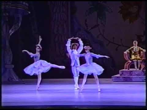 THE NUTCRACKER Act II Divertissement (Clifford / Ballet Arizona 1990)