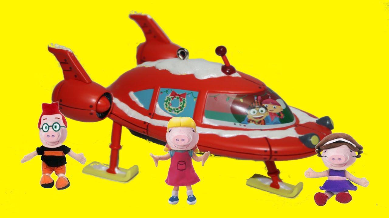peppa pig en español disfraces divertidos Disney Little Einsteins ...