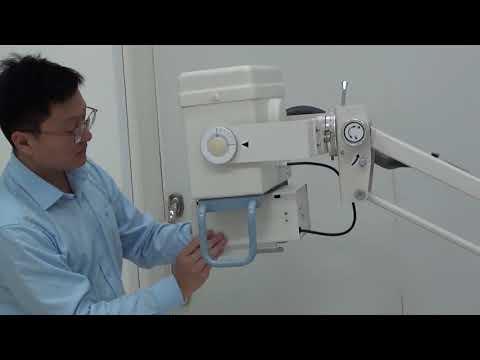 Shinova Veterinary - Installation & Operation Of High Frequency Mobile X-ray Equipment(MX-101C)