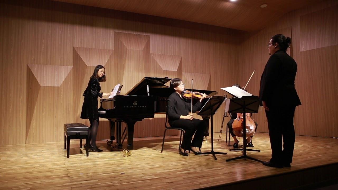 Illustrated Scenes for piano trio - Kyungjin Lim (2016/rev.2018)