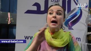 بالفيديو.. حنان شوقى: إعادة عرض مسرحية 'خط أحمر' فى مصر وطنجة