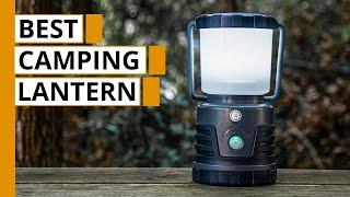 5 Best Camping Lanтerns & LED Lights