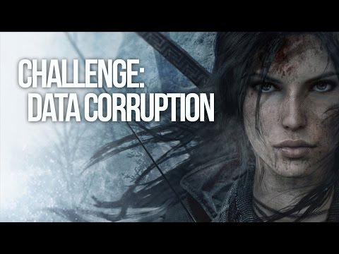 Rise of the Tomb Raider - Data Corruption Challenge Guide (All Laptop Locations)
