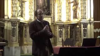 """""""La música en la escultura de Sta. Mª. la Real de Piasca"""""""