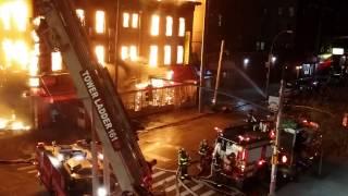 Coney island fire