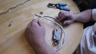 How to make your own customized Subwoofer cable
