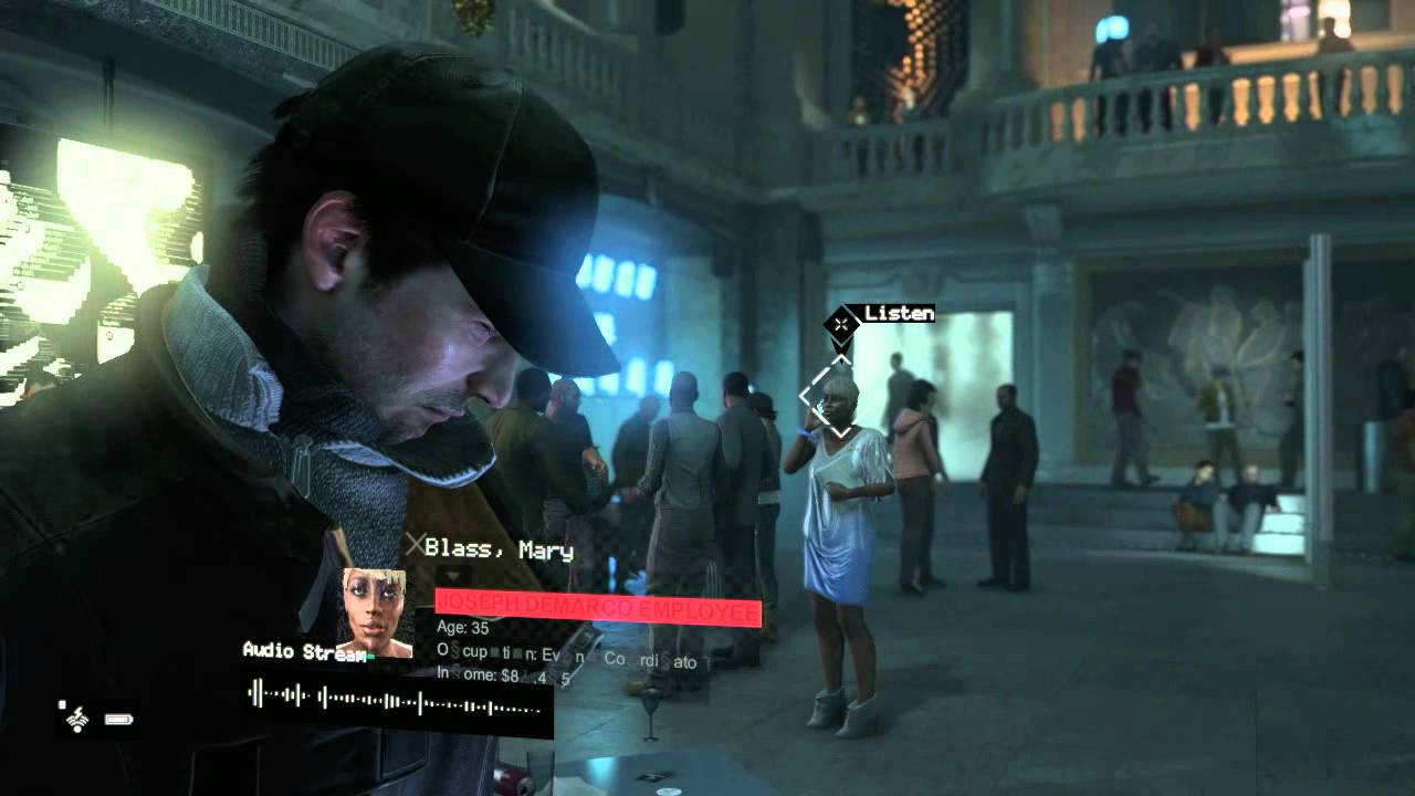 Play Watch Dogs Free Demo