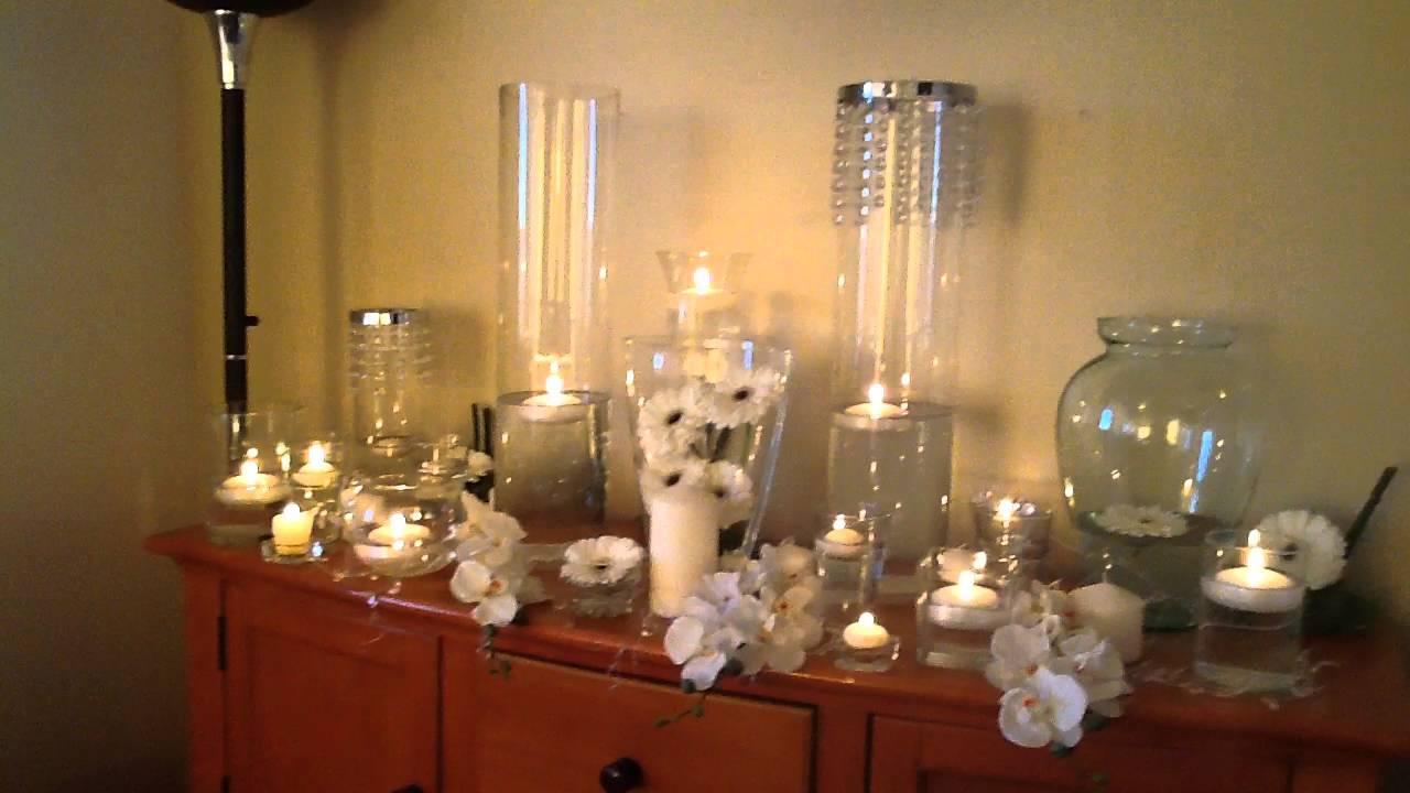 Centros de mesa elegantes youtube - Centros de mesa elegantes ...