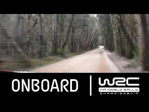 WRC - Coates Hire Rally Australia 2015: Onboard Meeke SS04