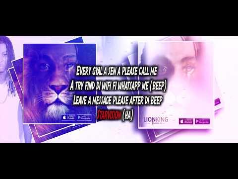 08. Teknique - Get Gyal Easy (Official Lyrics Video) (Lion King Album)