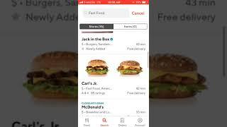 DoorDash adds McDonald's