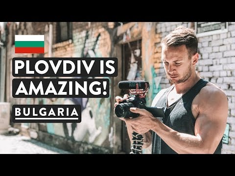 IT'S EPIC! BLOWN AWAY BY BULGARIA | Plovdiv Digital Nomad | Bulgaria Travel Vlog 2018