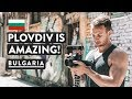 IT'S EPIC! BLOWN AWAY BY BULGARIA | Plovdiv Digital Nomad | Bulgaria Travel Vlog 2018