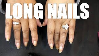 HOW TO GROW LONG STRONG NAILS FASTER, NATURALLY, AT HOME